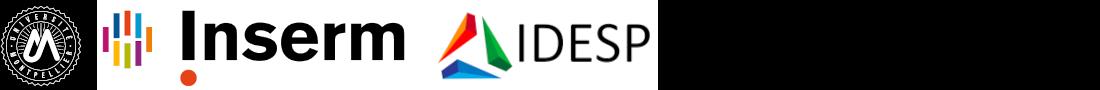 Institut Desbrest d'Épidémiologie et de Santé Publique Logo